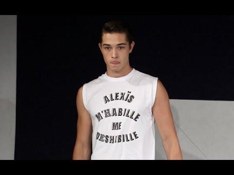 ALEXIS MABILLE Spring Summer 2012 Menswear Paris – Fashion Channel