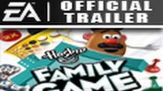 Hasbro Family Game Night 2 Wii Trailer