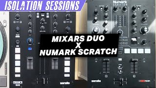Mixars Duo vs Numark Scratch - Which budget Serato battle mixer is best? Review w/ DJ Jimi Needles