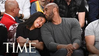 Thousands Honor Kobe Bryant And Daughter Gianna At Memorial Service | TIME