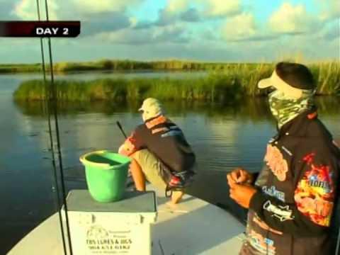 2008 Redfish Cup    Port Arthur Texas Part 1