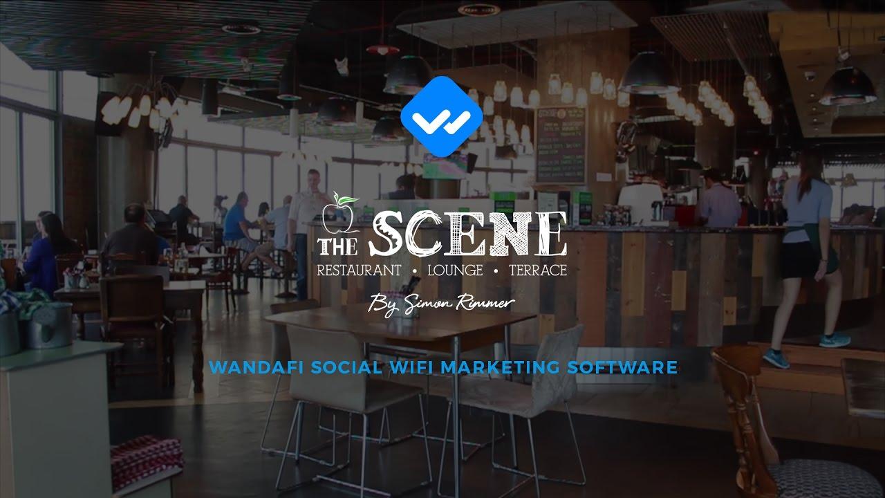 Social WiFi Marketing Making The Scene A Local Favorite