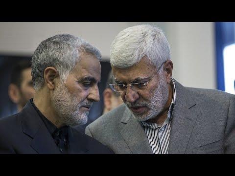 Tướng Iran bị bán đứng trước khi bị Mỹ không kích tiêu diệt