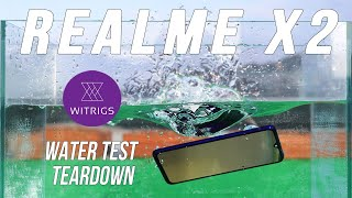 Realme x2 Waterproof Test