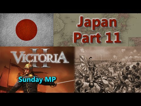 Japan - Victoria II Sunday Multiplayer - Part 11