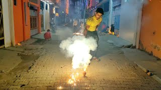 Happy Diwali India 2019. Diwali Celebration in Farrukhabad. Full Day Vlog 2019