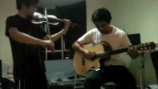 Faiz and Jiun - Cai hong instrumental (From Secret Movie)
