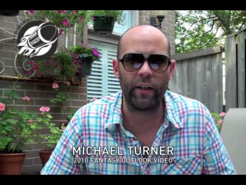Michael Turner - 2010 Fantasy Outlook Video