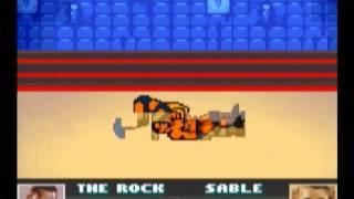 WWF Attitude (GBC) - Challenge mode 1/3