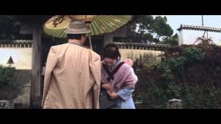 長崎で出戻り女とその父の愛情あるやりとりを聞いた寅さんは、故郷の柴...