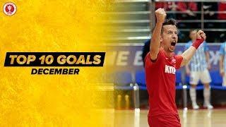 Лучшие голы декабря Best goals of december