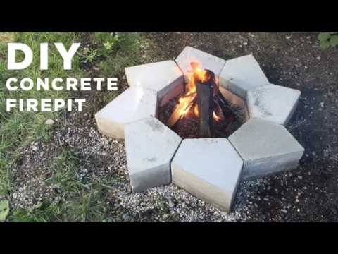 How To Build a Fire Pit in Any Shape You Want
