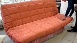 Обзор дивана Акварель