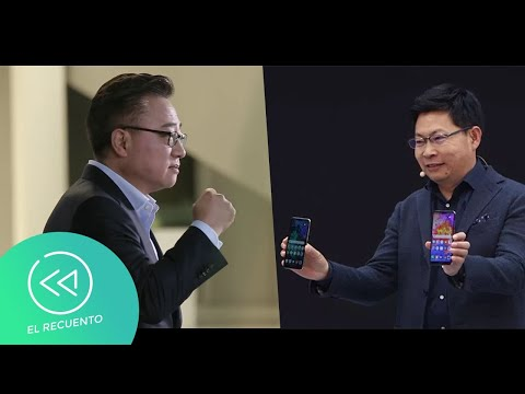 CEO de Samsung no le tiene miedo a Huawei | El Recuento