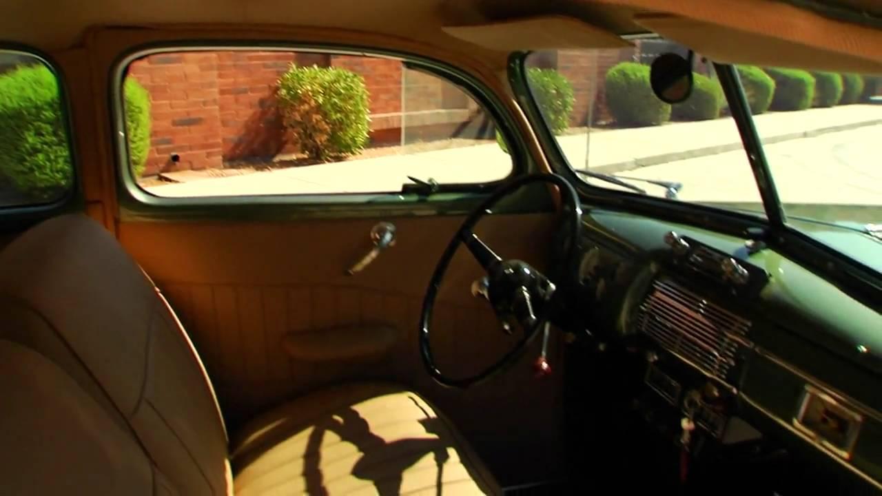 1940 ford deluxe 2 door sedan in phoenix arizona classic car youtube. Black Bedroom Furniture Sets. Home Design Ideas