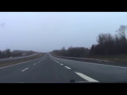 Cobequid Pass, Nova Scotia - Highway 104 (Trans-Canada)