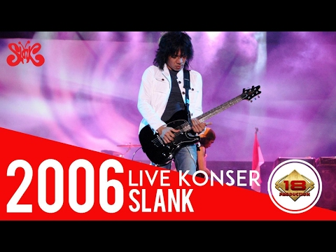 KONSER ~ Slank Feat. Steven And Coconut - Welcome To My Paradise  @Live Ancol 27 Desember 2006