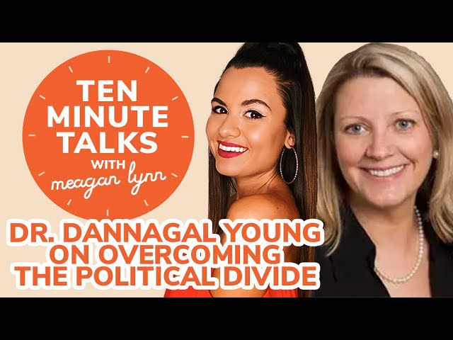 Dr. Dannagal Young on Overcoming the Political Divide