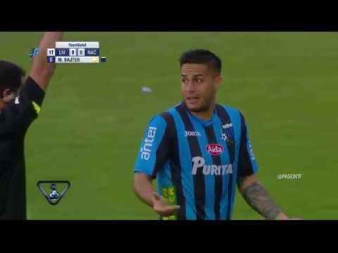 Clausura - Fecha 10 - Liverpool 0:1 Nacional - Suspendido
