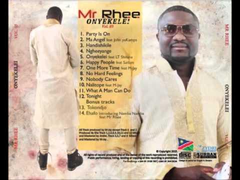 Mr Rhee -  Onyekelei feat Lt Shitana