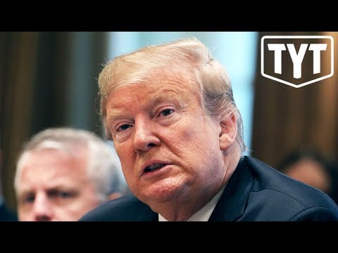 Trump's Excuse For Skipping Impeachment Hearing