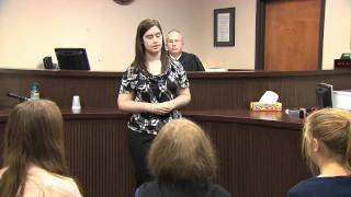 Greene County Teen Court, Springfield MO