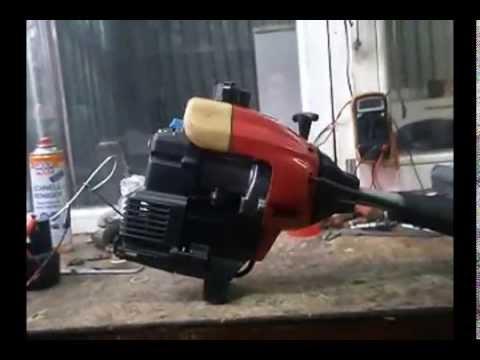 Ремонт бензокосы MTD 790