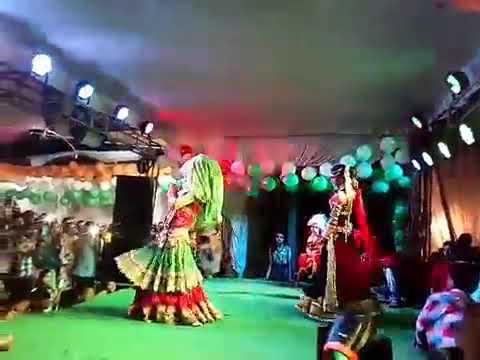 Janmashtami babhnan basti very cute dance .. please subscribe my channel please please please please