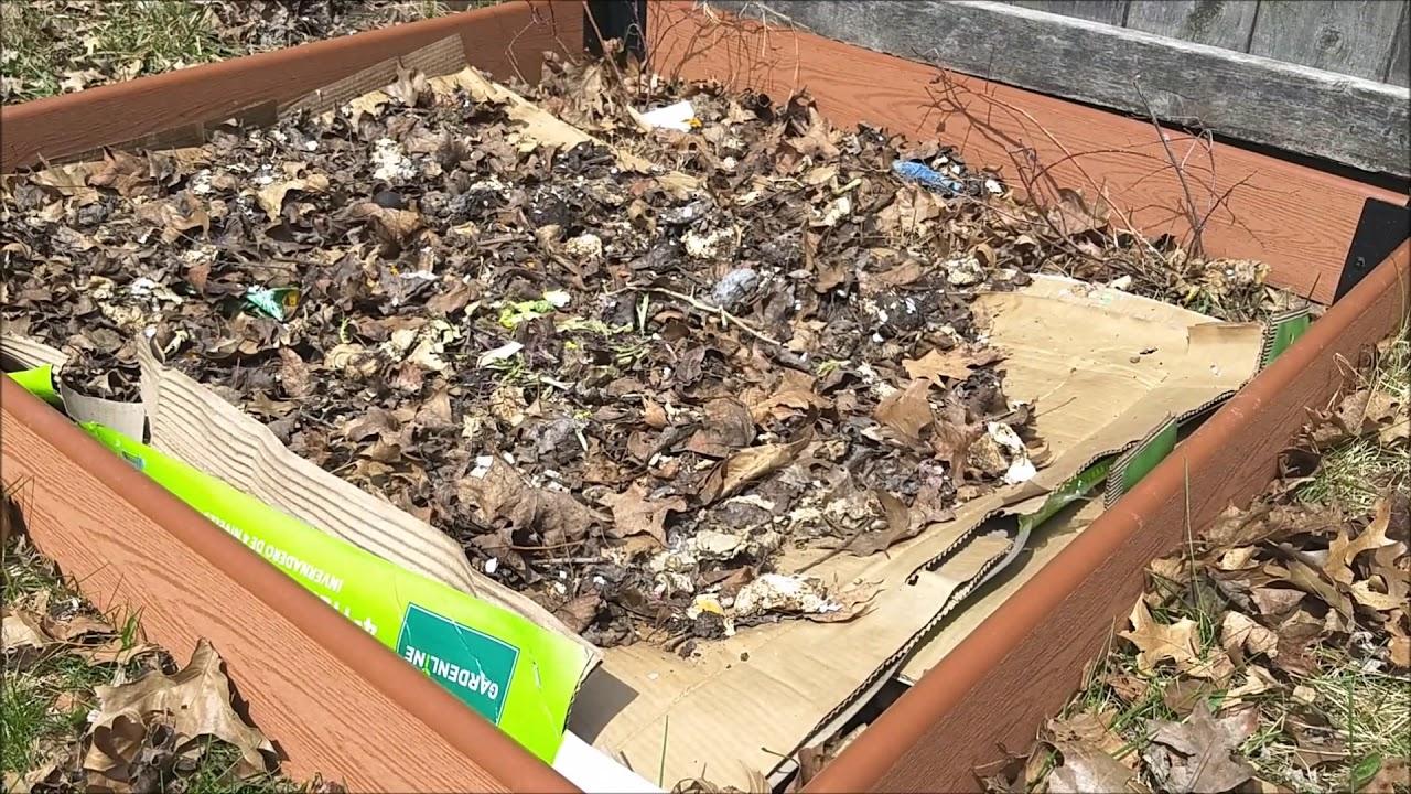 Gardenline Raised Bed 4 Tier Greenhouse Youtube