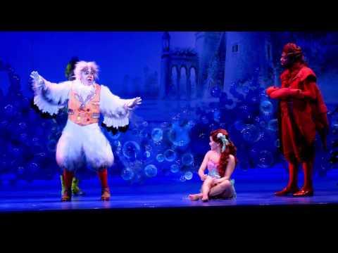 """Positoovity"" from Disney's The Little Mermaid"