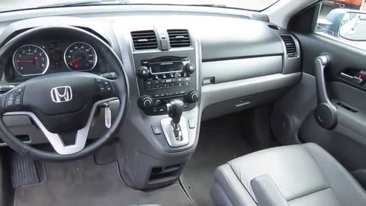 2008 Honda CR-V, Glacier Blue Metallic - STOCK# 30973B - Interior