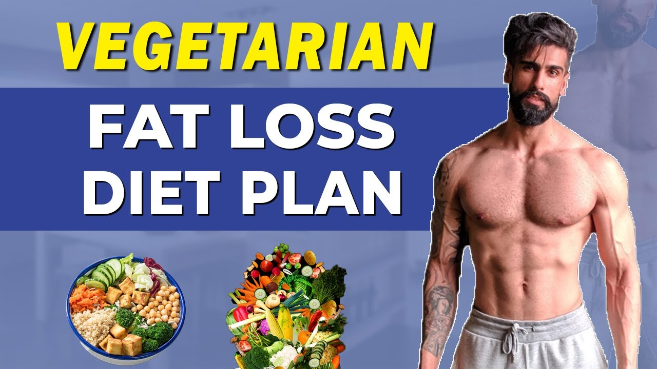 Download Best VEGETARIAN DIET PLAN for FAT LOSS (All Meals Shown) | Full Day Of Eating | Abhinav Mahajan