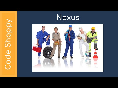 Nexus – Mobile App for Searching contractor and worker in cities