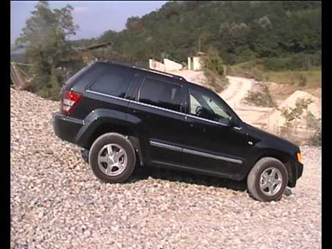 gravel grand cherokee 3 0 crd limited jeep youtube. Black Bedroom Furniture Sets. Home Design Ideas