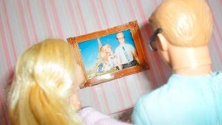 Como fazer quadro da Barbie - Artes da Erlania