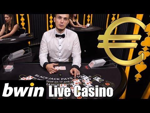 Bwin Live Blackjack ★ Let's Gamble Mit Echtem Geld!