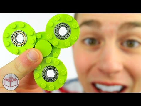 Thumbnail: How To Build The Ultimate LEGO Fidget Spinner