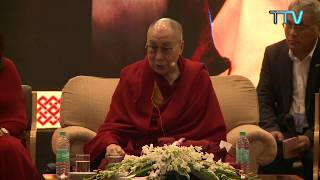 His Holiness The Dalai Lama on How to cope with a loss of a 'Dear One'