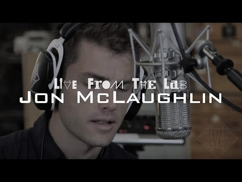 LIVE FROM THE LAB - Jon McLaughlin -