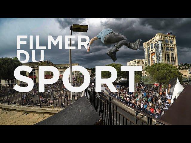🎥 Comment Filmer du Sport ? (Deux, trois tips bien sympa)