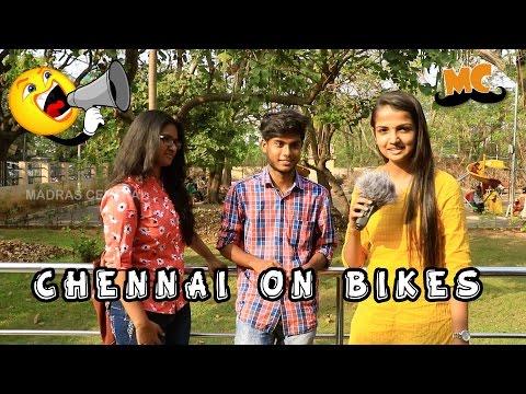 Chennai on Bikes | Loudspeaker Epi - 13 | Vox Pop | Madras Central