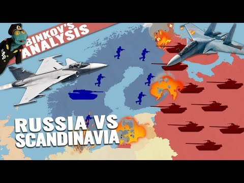 Could Russia conquer Scandinavia? (2020)