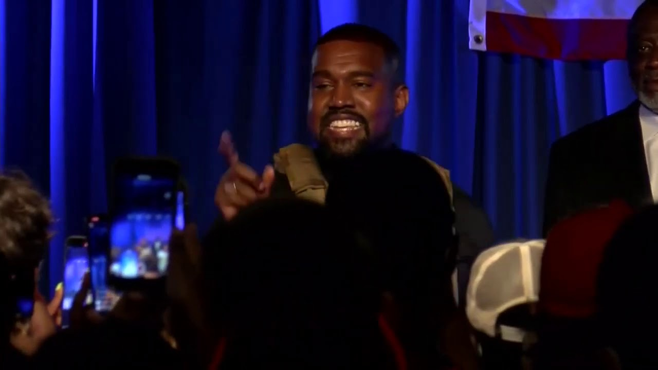 Kanye West Holds Campaign Event In South Carolina (Full Speech)