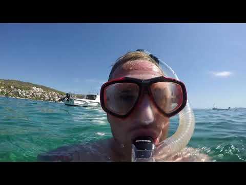 Croatia Snorkling