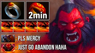 Pro Show You How to BackDoor + Jungling | Noone Dare to Stop Him Crazy Gameplay 7.24 Dota 2