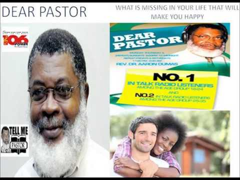 DEAR PASTOR POWER106 FM TOPIC WHAT DO YOU NEED IN YOUR LIFE TO BE TRULY HAPPY