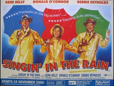 Singin in the Rain  Musical  1952  Trailer