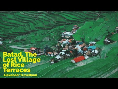 Batad, Philippines | The Lost Village of Rice Terraces