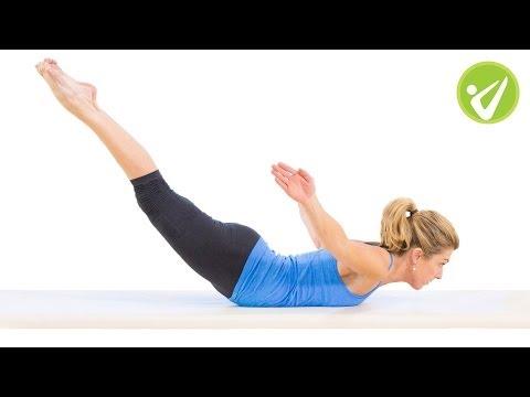 Swan Dive Pilates Exercise Niedra Gabriel