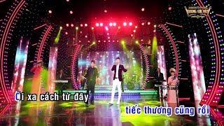 [ Karaoke] Em Về Với Người - Lương Gia Huy ft Dương Ngọc Thái